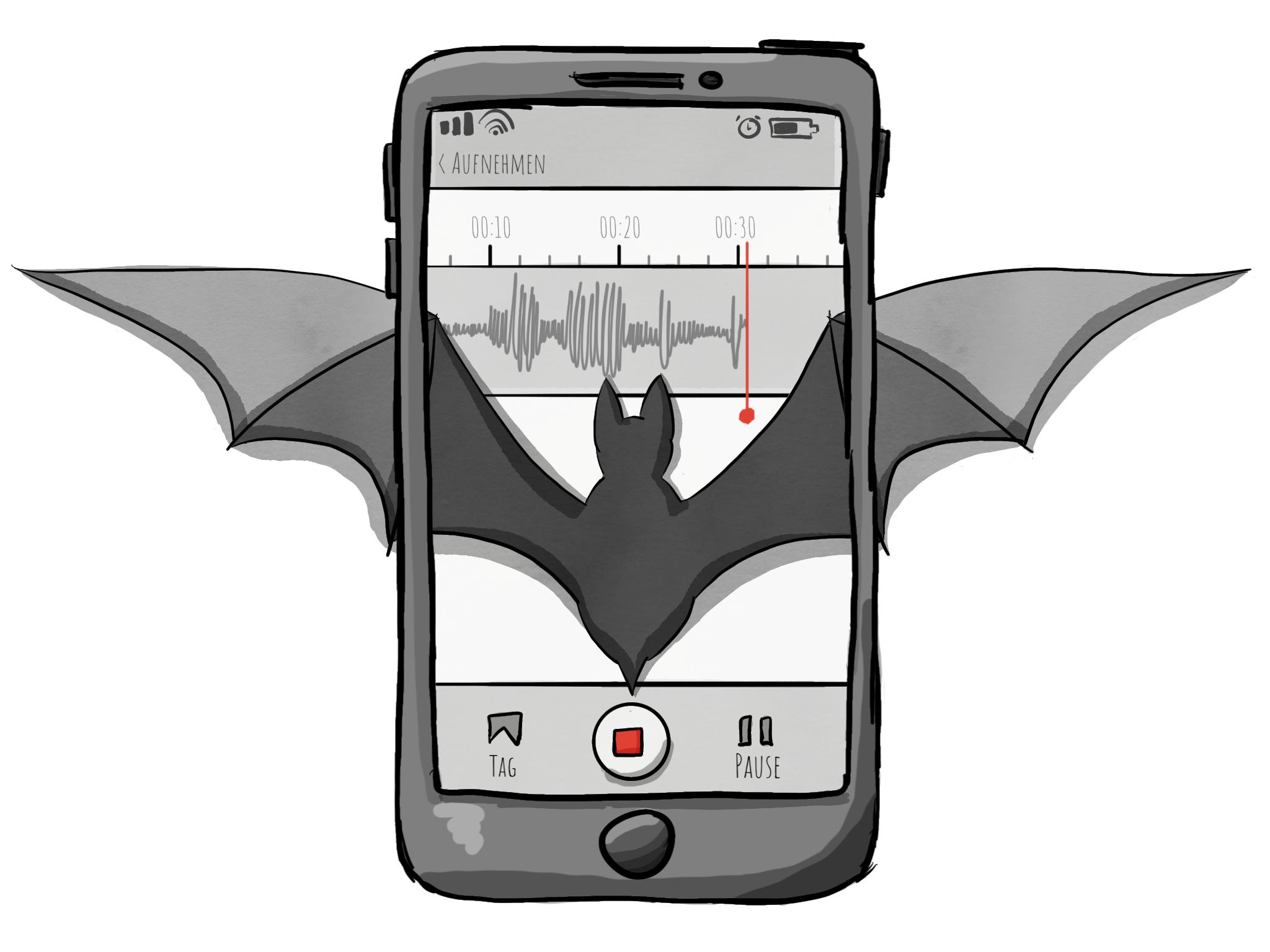 Gruselgeschichten-Hörspiele: Eine Sequenz zum Erzählen